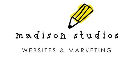 Digital Marketing, Website Design. Madison Studios